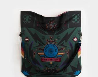 BAG ARMY shoulder bag orginal designed patterns prints