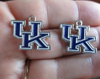Set of 2 inspired by UK charms