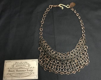 """18.5"""" Chainmail Necklace"""