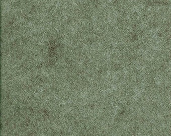 Wool Felt - Forbidden Forest Green - Sold by the Half Yard (BTHY)