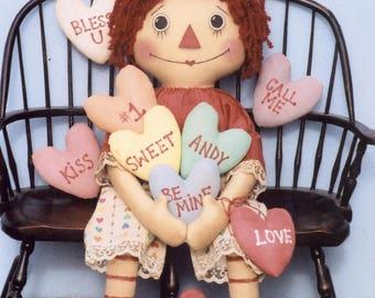 Primitive PATTERN Sweetheart Annie
