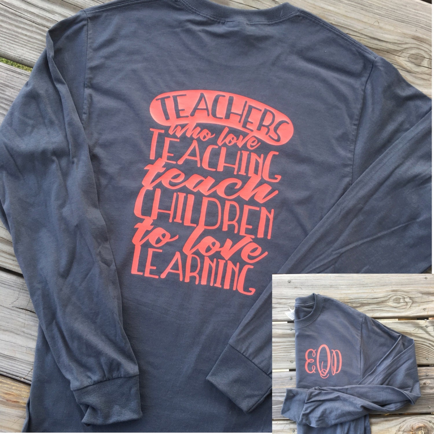 fc44bdef715b5 Back To School Shirts For Teachers | Toffee Art