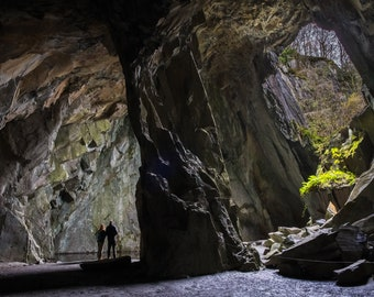Cathedral Cavern, The Lake District