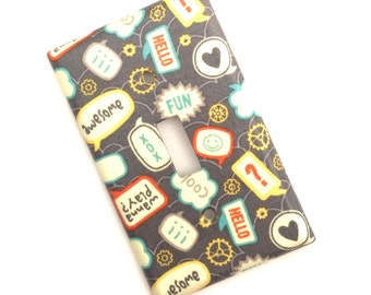 Wanna Play Playroom Light Switch Plate Cover