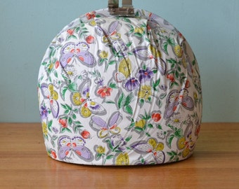 Mid century tea pot cosy cover kettle coffee pot