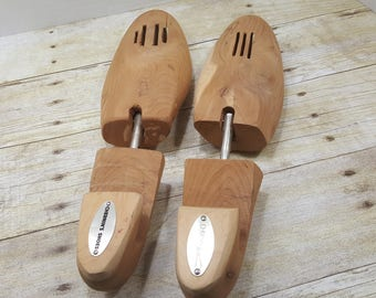 Vintage Shoe Forms, Chernins size XXL, 1970s