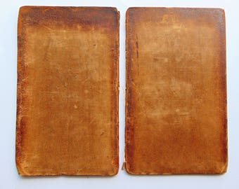 1794 Leather Book Covers