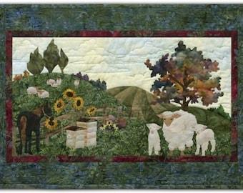The Hills are Alive, quilt pattern, McKenna Ryan