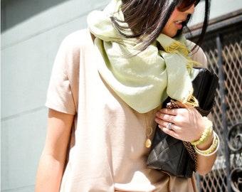 Oversized Blouse Shirt - Womens  Fashion Top Soft Blouse