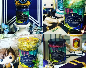 House Pride Candle | Choose Your Scent (Please Read Description Before Purchasing)