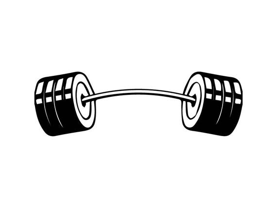 barbell bodybuilding lifting fitness equipment workout