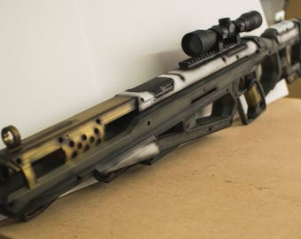 Nerf lonstrike sniper mod by AlTheGeek ...