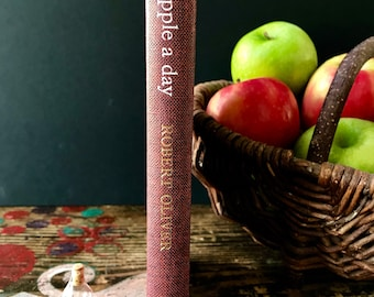 1963 An Apple A Day - Vintage Apple Cookbook