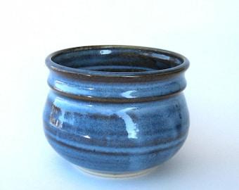 Soup Bowl - Stoneware  - Pacifica Blue Glaze