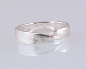 Mobius Band Continuous Eternal This Ring Made In Your