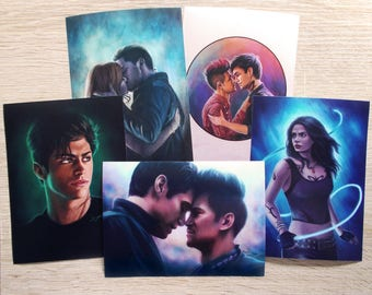 "Shadowhunters 6x4.5"" photo prints"