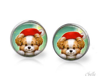 Earrings Sweet Christmas-22