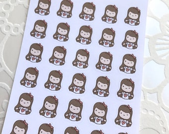 Summer Lou MINI Deco Planner Stickers