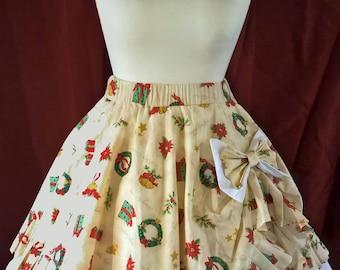Lolita christmas skirt