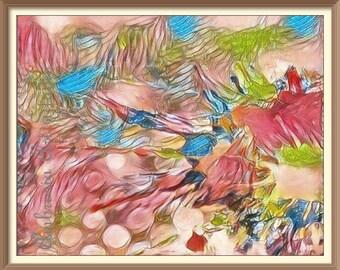 Original Art - Pink One