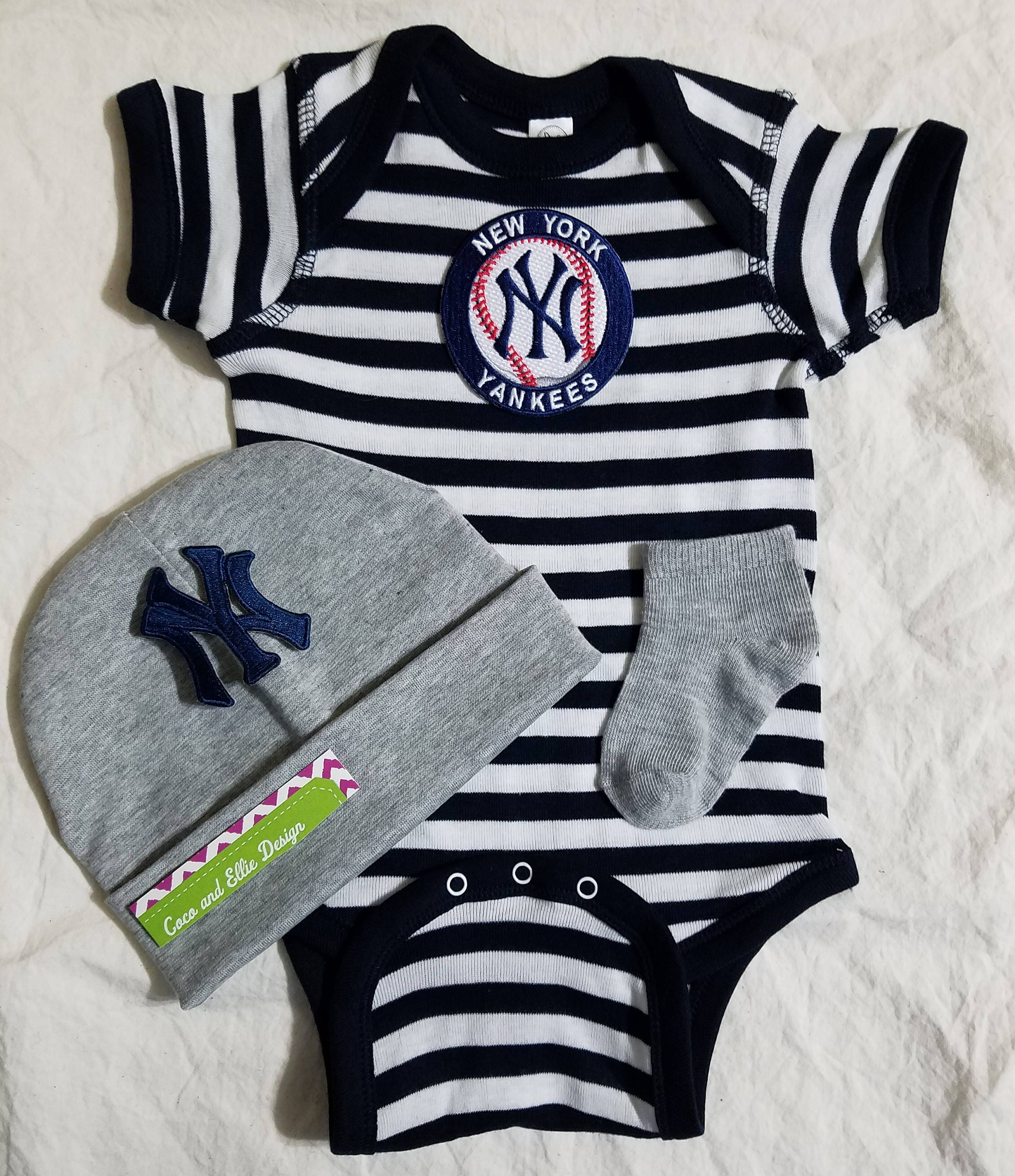 new york yankees baby outfit yankees outfit for newborn ny