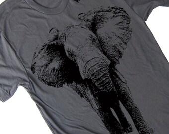 Mens Elephant T Shirt Vintage Elephant T Shirt Gifts For Him Gift Idea Elephant Gifts Zoo Tee Animal T Shirt Elephants Matching Family Tees