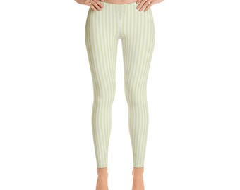 Antique Stripe Leggings