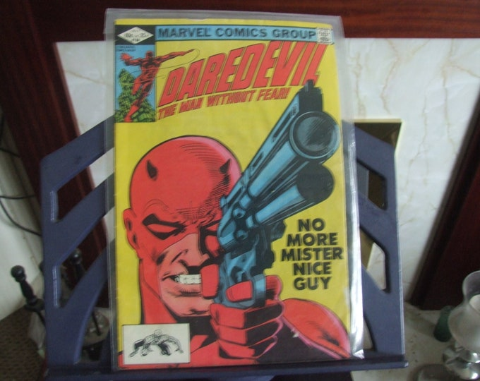 Marvel Comics Present Daredevil The Man Without Fear 184 July 1982 Marv 20