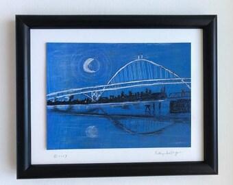 Fremont Bridge, Portland OR