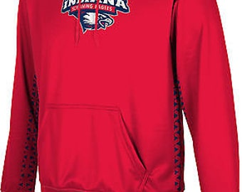ProSphere Men's University of Southern Indiana Geometric Pullover Hoodie (USI)
