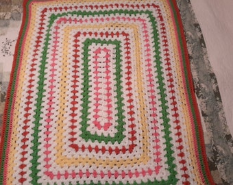 Toddler afghan