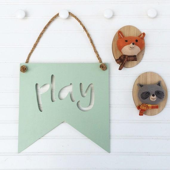 Playroom Sign . Play Room . Playroom Decor . Baby Shower . Baby Gift. Nursery Signs. Baby Boy . Play . Big Boy Room