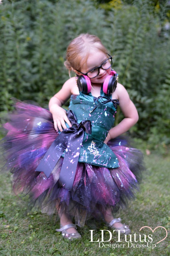 Disney Descendants Tutu Dress