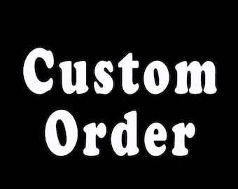Rush Current Order