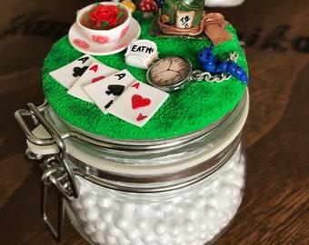 Mad Hatter jar