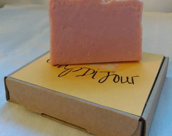 Calamine soap great for chicken pox and sensitive skin