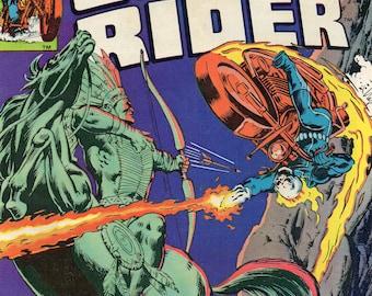 GHOST RIDER NM  #49 1980