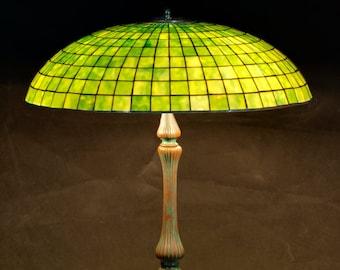 Pendant Light, Pendant Light Vintage, Light Glass, Table Lamp, Bedside Lamp, Office Lamp, Stained Glass Lamp, Bespoke Glass, Lamp Shade