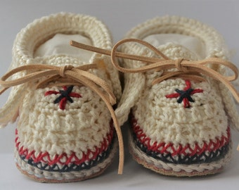 Sale! 25% off Baby Moccasins
