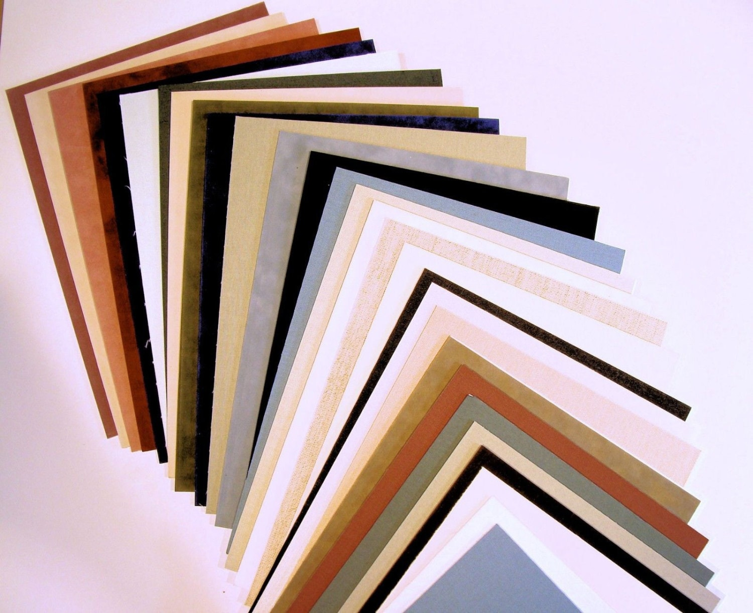 Fabric mat board matting blanks for picture framing art phtos or 1299 jeuxipadfo Choice Image