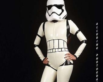 Storm Trooper Catsuit