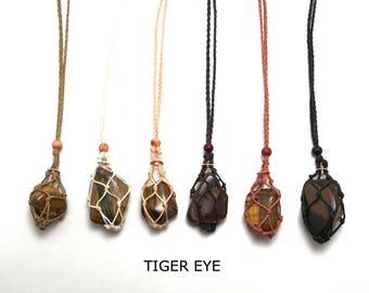 Third Eye Chakra Energy Healing Necklace