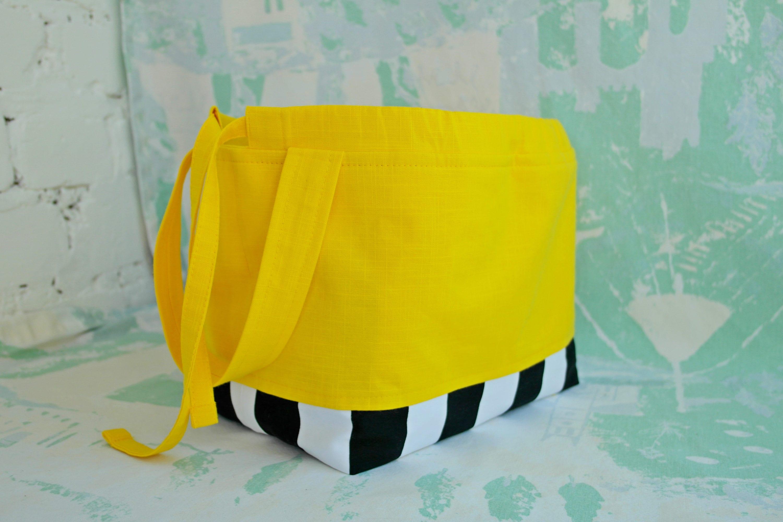 Socke projekttasche Stricken Tasche stricken projekttasche