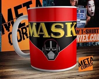 M.A.S.K. Matt Trakker Thunderhawk - Retro Eighties Cartoon Mug