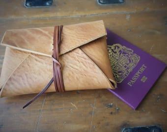 Passport cover, Leather Passport Holder