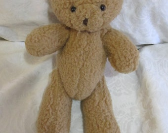 Antique Teddy bear with error