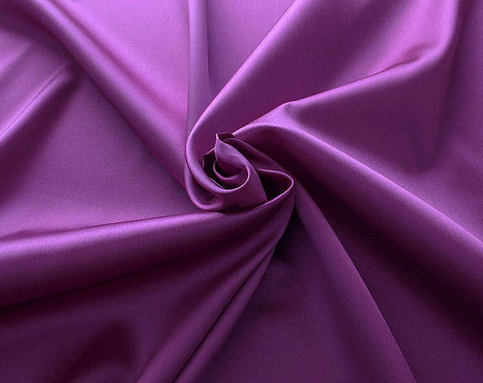 274139-Mikado (Mix)-82% Polyester, 18% silk, width 160 cm, made in Italy, dry cleaning, weight 160 gr