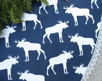 Moose Christmas Tree Skirt