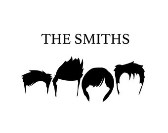 The Smiths  - Vinyl Decal