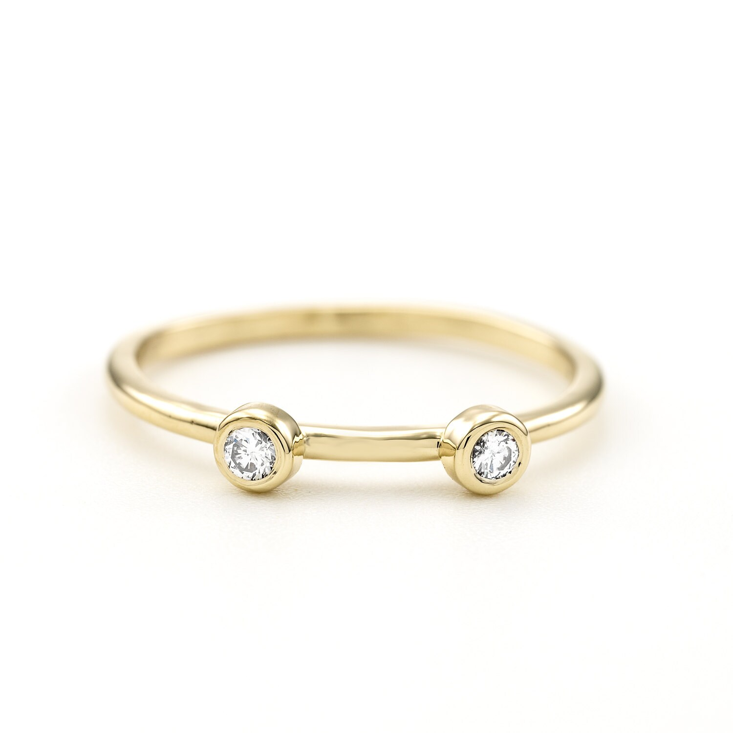 rimmablog rose simple band wedding bands gold diamond ideas ring beautifully